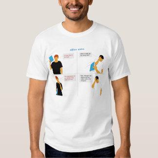 office-wars-2012-03-13-001-01 t-shirt