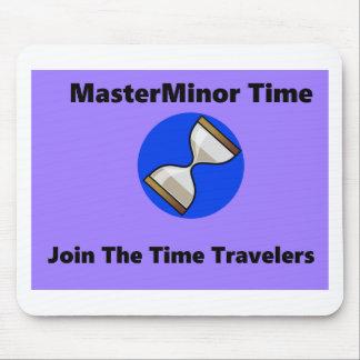 Oficial do tempo de MasterMinor Mouse Pad