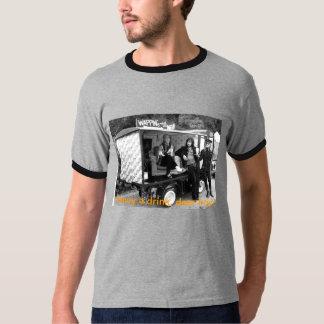 """OFICIAL """"RICO UMA BEBIDA?"""" T-shirt! Tshirt"""