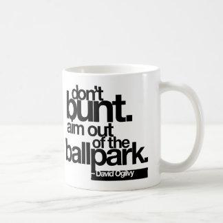 ogilvy-quote-stiles* caneca de café