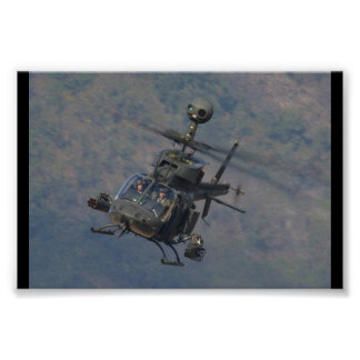 OH-58D POSTER