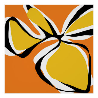 Oh tão bonito - laranja