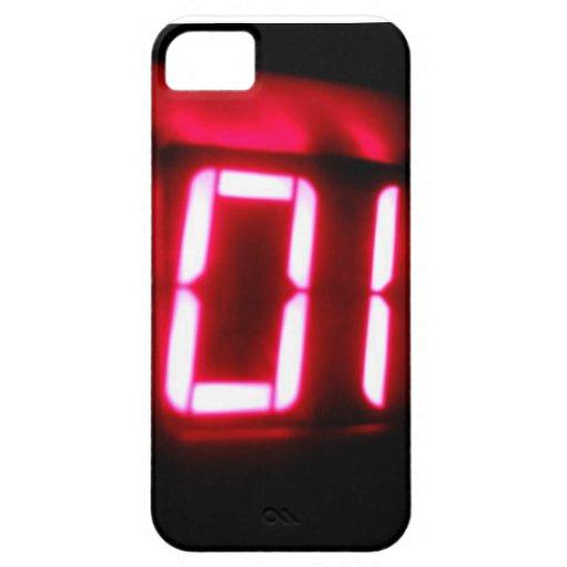 Oi de de Capa celular Capas iPhone 5 Case-Mate