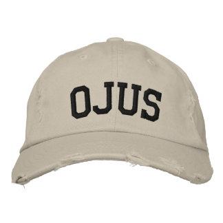 Ojus bordou o chapéu