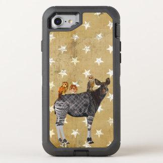 OKAPI & CORUJAS CAPA PARA iPhone 7 OtterBox DEFENDER