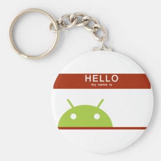 olá! meu nome é Android Chaveiro