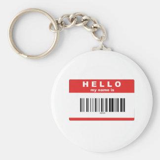 Olá!, meu nome é código de barras do geek chaveiro