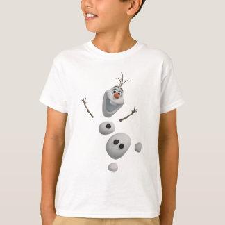 Olaf | nas partes camiseta
