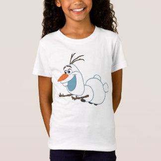 Olaf | que deslizam camiseta