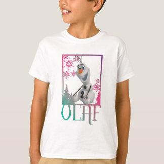 Olaf | que sentam-se tshirts