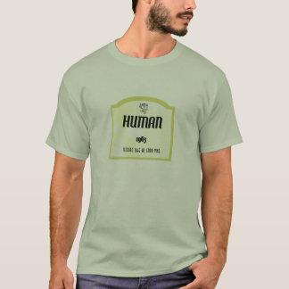 Old human t-shirt