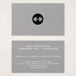 Olhar mínimo elegante moderno do estilo cartão de visitas