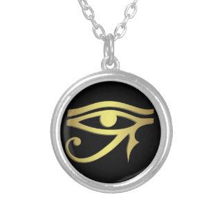 Olho da colar do horus