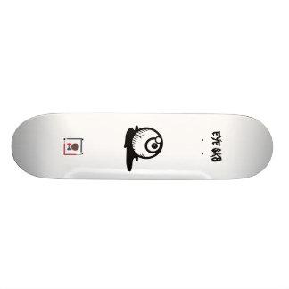 Olho SK8 Shape De Skate 18,7cm