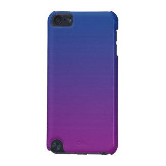 Ombre azul escuro & roxo