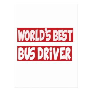 Ônibus Driver.png Cartão Postal