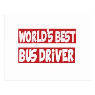 Ônibus Driver.png Cartões Postais