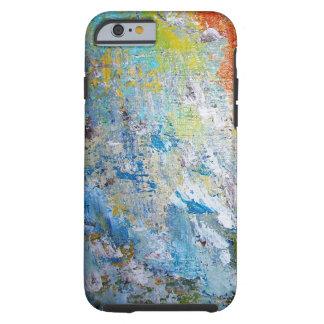 Opal de fogo capa tough para iPhone 6