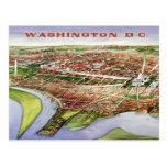 opinião de Washington, C.C. do Pássaro-olho (1901) Cartões Postais