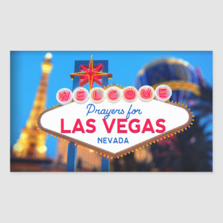 Orações para a etiqueta de Las Vegas
