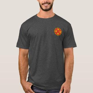 Ordem da camisa redonda do selo do dragão
