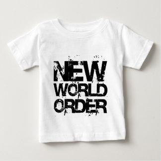 Ordem mundial novo camisetas