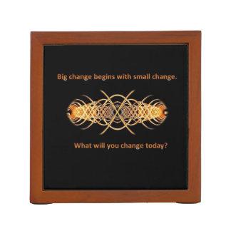 Organização com um mensagem potente