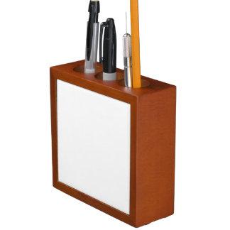 Organizador da mesa porta lápis