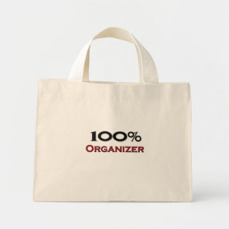 Organizador de 100 por cento bolsas para compras
