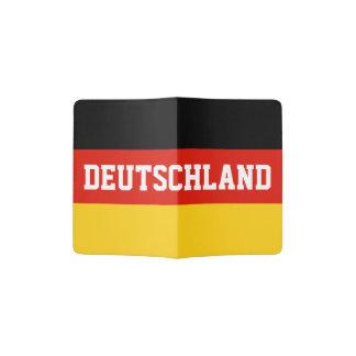 Orgulho alemão do suporte | Alemanha do passaporte Capa Para Passaporte