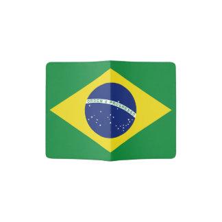 Orgulho brasileiro do suporte | Brasil do Capa Para Passaporte