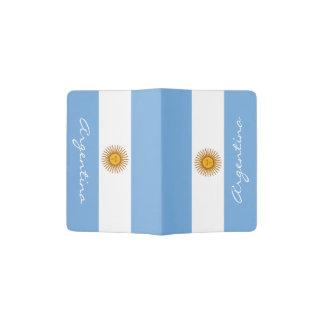 Orgulho do suporte | Argentina do passaporte da Capa Para Passaporte