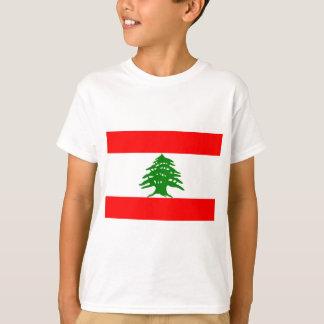 Orgulhosa libanês - orgulhoso ser libanês - Líbano Tshirt