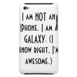 Orgulhosa uma galáxia capa para iPod touch