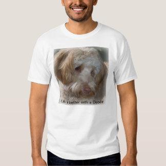 Orgulhoso de meu doodle tshirts