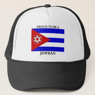 Orgulhoso ser um Jewban Boné