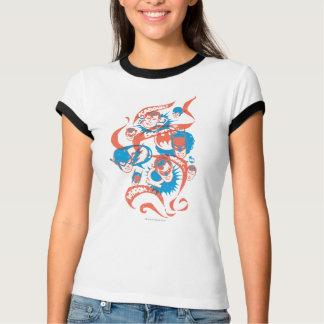 Originais da C.C. - explosão do logotipo Tshirt