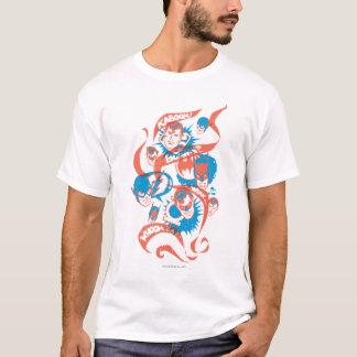 Originais da C.C. - explosão do logotipo Tshirts
