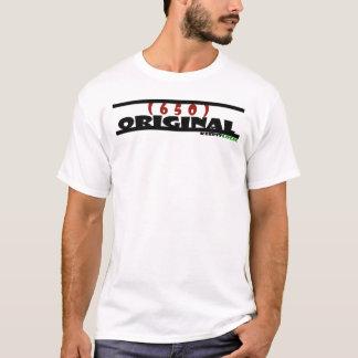 Original da área da baía - 650 tshirts