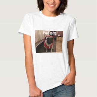 """Orland """"Pug fora"""" do t-shirt"""