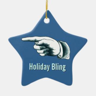 Ornamento Amusing da árvore de Natal