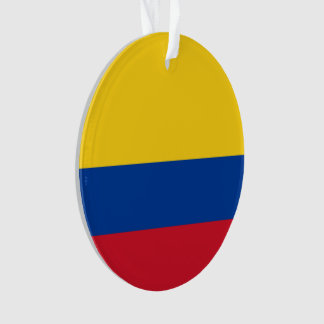 Ornamento Bandeira de Colômbia