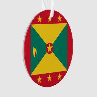 Ornamento Bandeira de Grenada