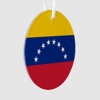 Ornamento Bandeira de Venezuela