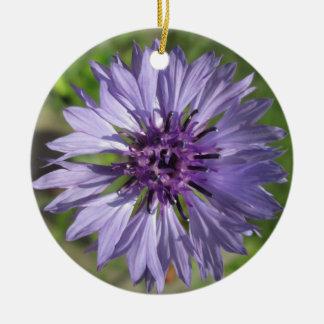 Ornamento - botão do Lilac/solteiro roxo