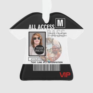 Ornamento Criar suas próprias maneiras da passagem 8 do VIP
