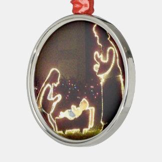 Ornamento da árvore de Natal do comedoiro da