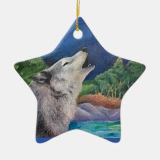 Ornamento da canção do lobo
