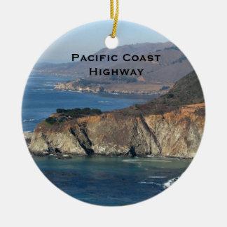 Ornamento da paisagem de Califórnia do norte