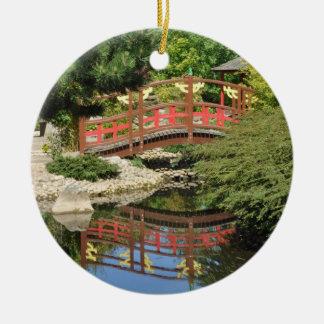 Ornamento da ponte do parque de Peasholm
